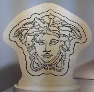 Versace en marbre